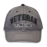 Us Marines Veteran Gray Cover