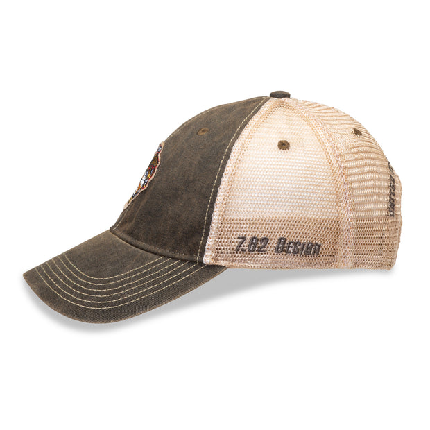 EGA Stitched Trucker Cover