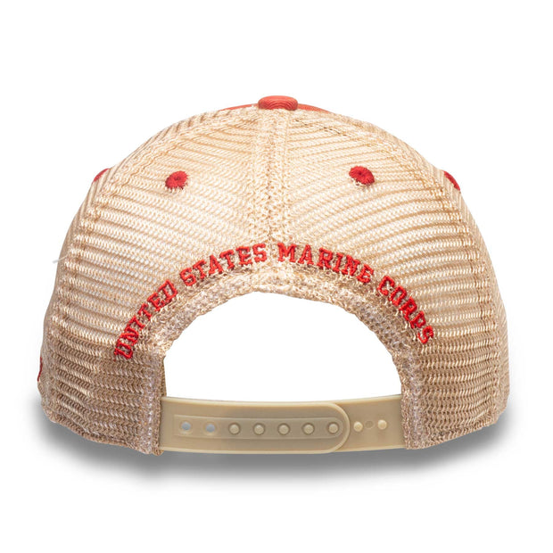 EGA Trucker Cover Red