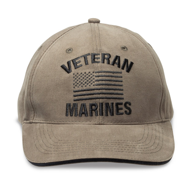 Marines Veteran Cover