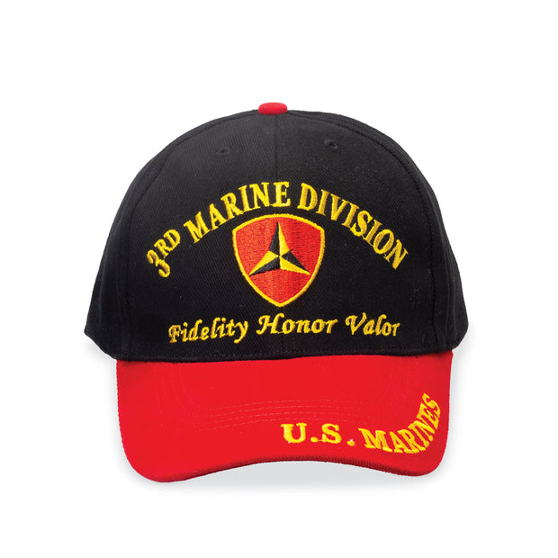 3rd Marine Division Cover