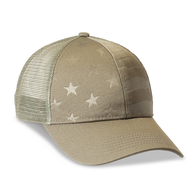 OD Green Stars and Stripes Cover
