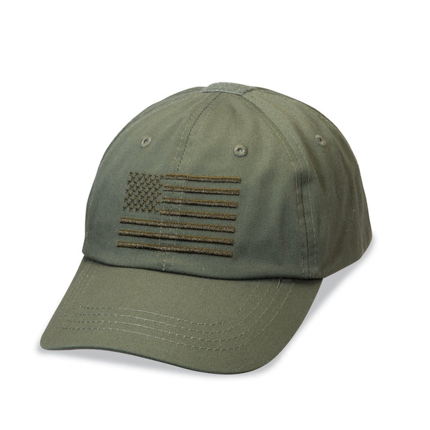 OD Green with US Flag Shooter Cover