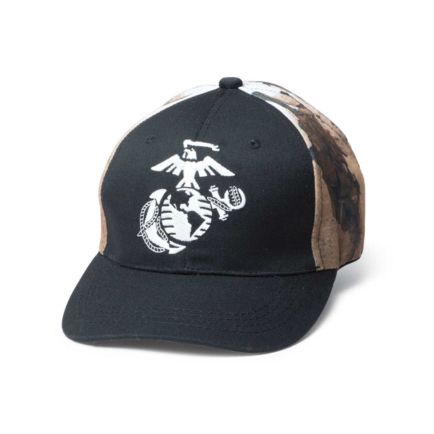 Camo Back Marines Cover