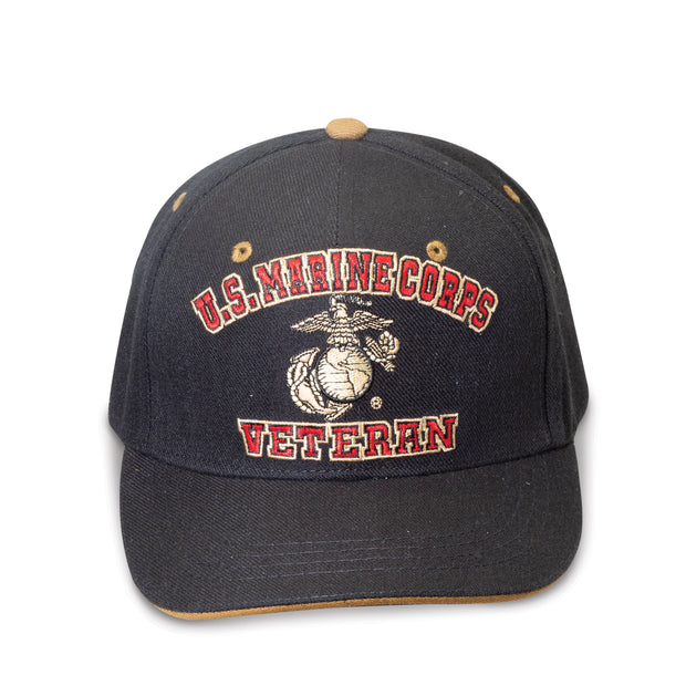 US Marine Corps Veteran Cover
