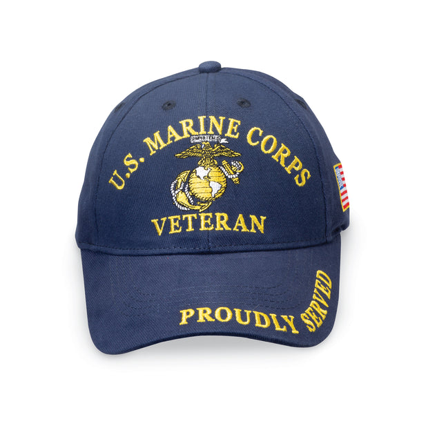 Veteran Proudly Served Cover