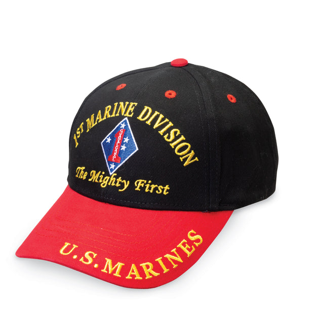 1st Marine Division Cover