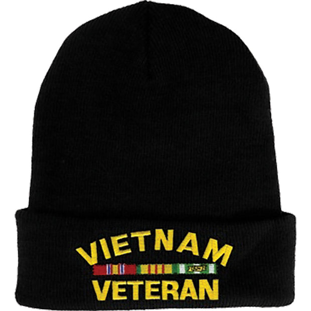 Vietnam Veteran Watch Cap