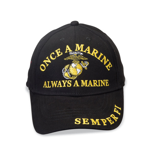 Once a Marine Always a Marine Cover