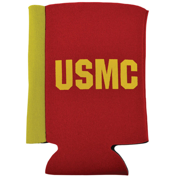 USMC Can Koozie