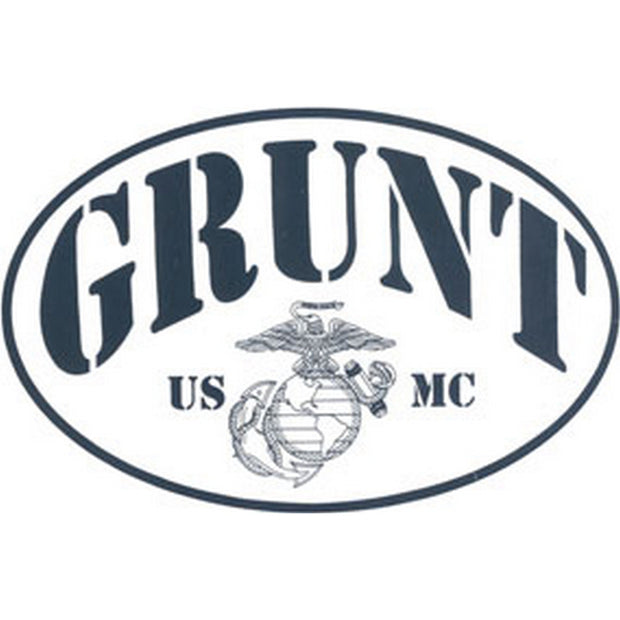 GRUNT Decal