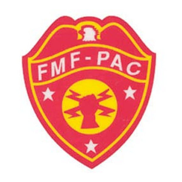FMF PAC Decal