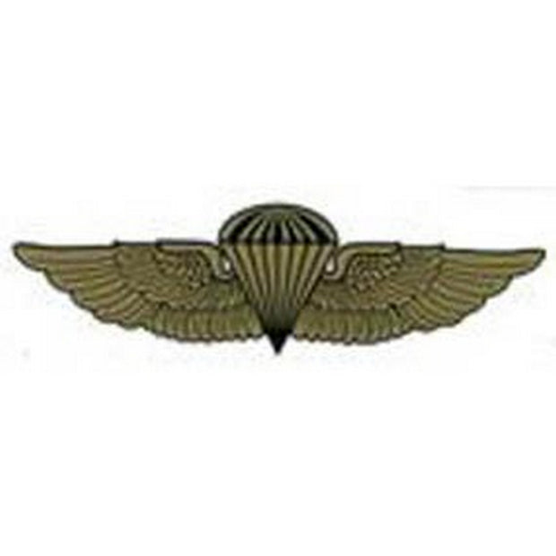 "Jump Wings 5 1/2"" x 2"" Decal"