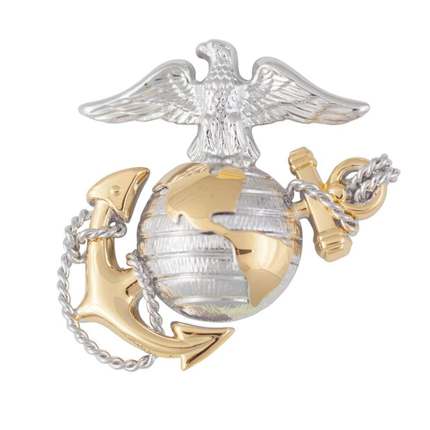 Officer's Dress Cover Eagle Globe and Anchor