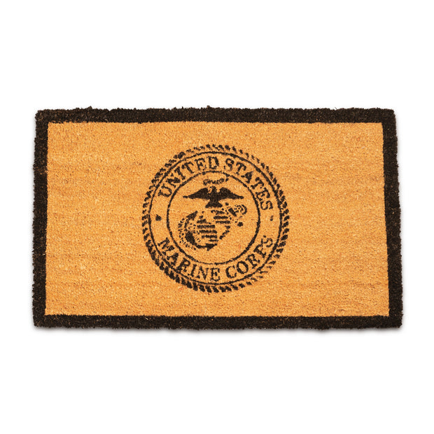 USMC Welcome Mat