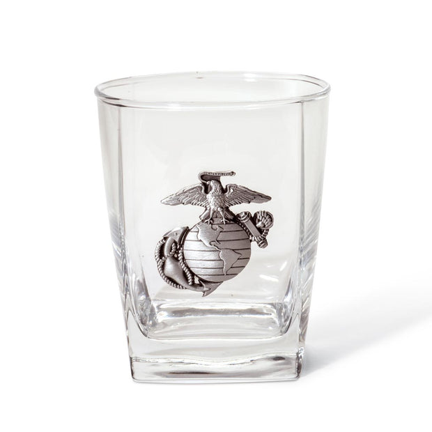 EGA Double Old Fashion Glass