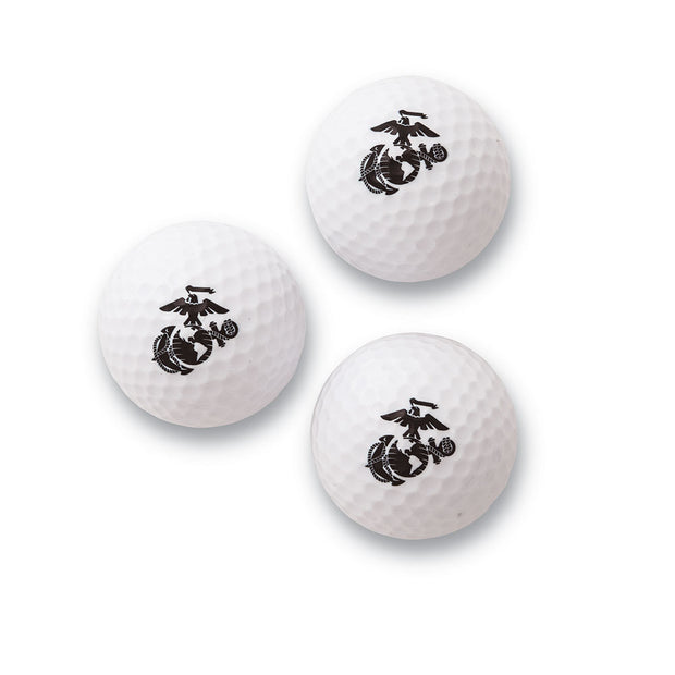 USMC Dozen Pack Golf Balls