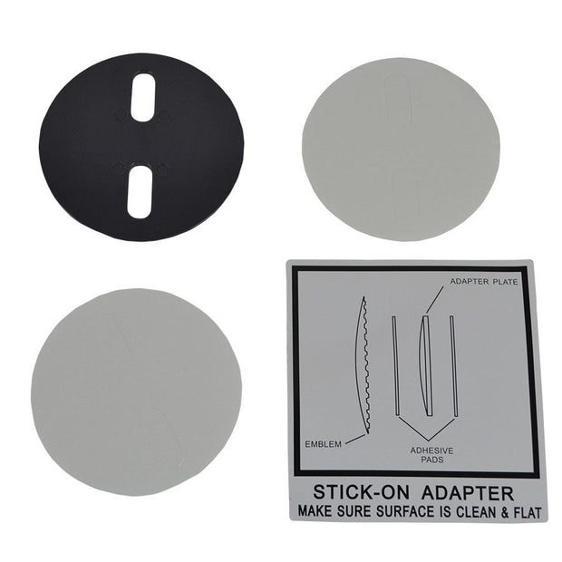Flat Surface Adhesive Adapter Kit