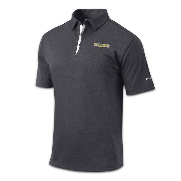 Columbia USMC Golf Shirt
