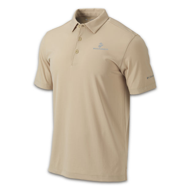 Marine's Classic Columbia Golf Shirt