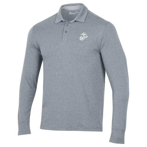 UA EGA Long Sleeve Polo