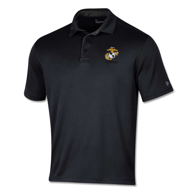 Under Armour Marines Tech Polo
