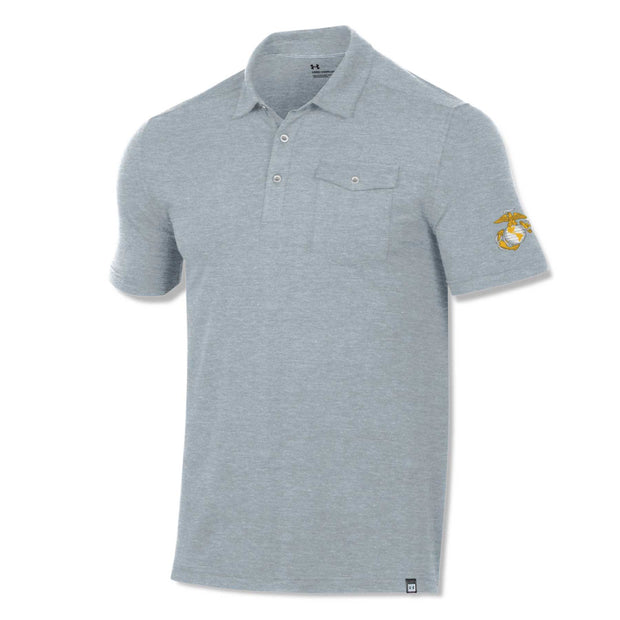 Under Armour EGA Pocket Polo
