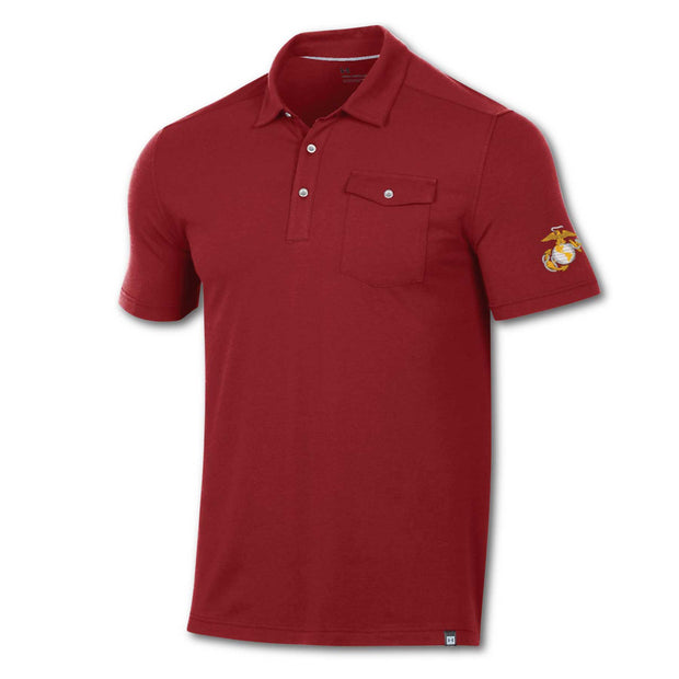 UA EGA Pocket Polo