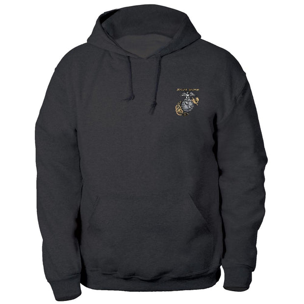 Personalized Marine Corps Hoodie