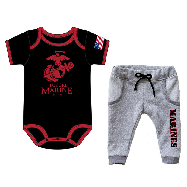 Infant 2Pc Jogger Set