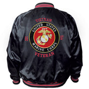 Black US Marines Jacket