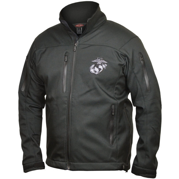 Concealment SoftShell Jacket w/ Embroidered EGA