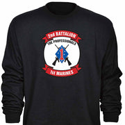 2nd Battalion 1st Marines Long Sleeve T-shirt