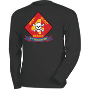 4th Recon Battalion Long Sleeve T-Shirt