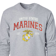 US Marines Long Sleeve