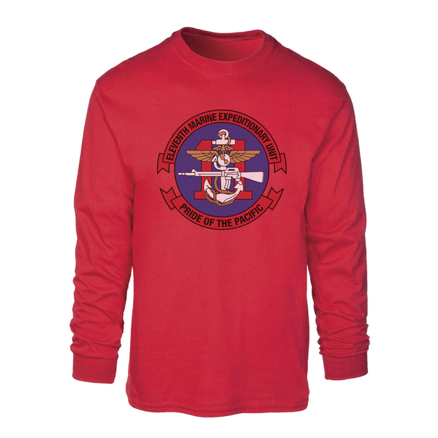 11th MEU Pride of the Pacific Long Sleeve Shirt