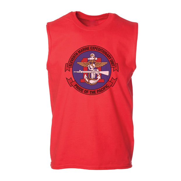 11th MEU - Pride of the Pacific Shooter Shirt