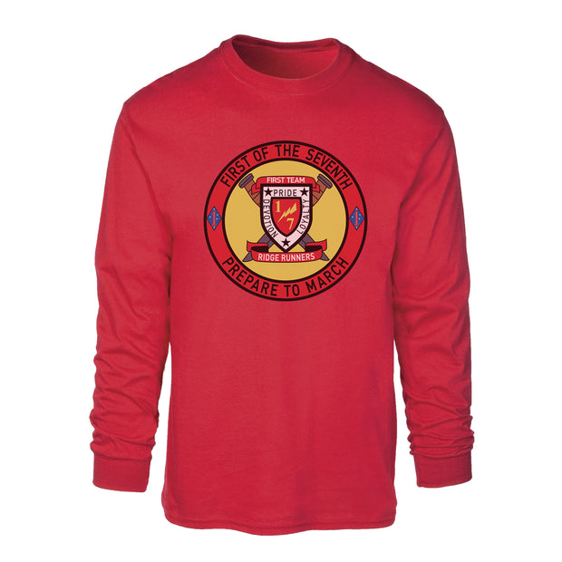1/7 First of the Seventh Long Sleeve Shirt