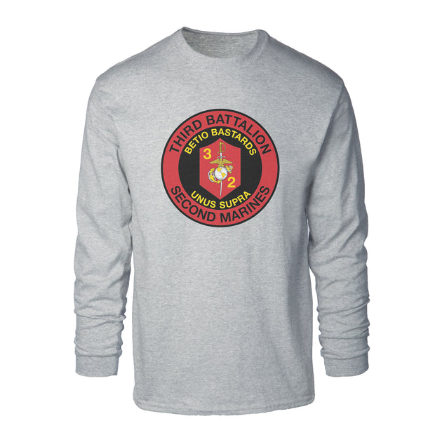 3rd Battalion 2nd Marines Long Sleeve Shirt
