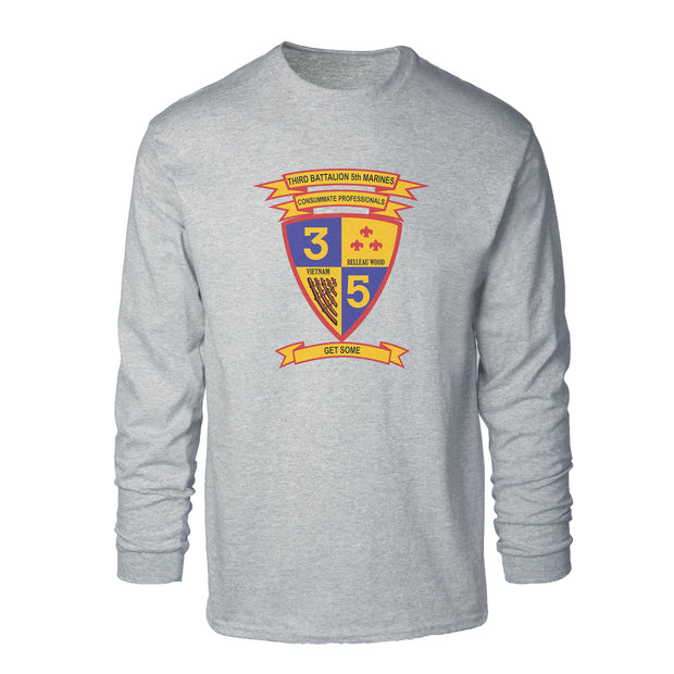 3rd Battalion 5th Marines Long Sleeve Shirt