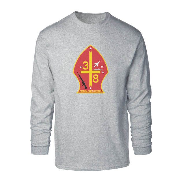3rd Battalion 8th Marines Long Sleeve Shirt