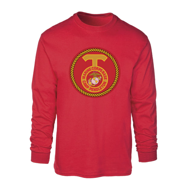 Marine Corps Base Camp Pendleton Long Sleeve Shirt