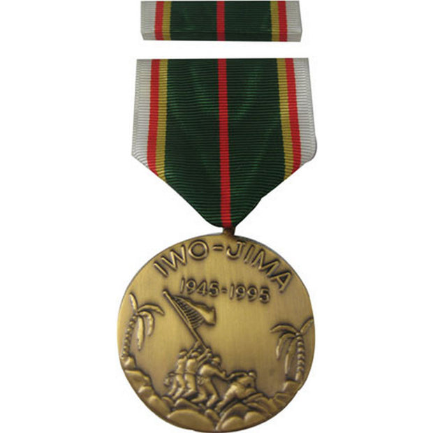 Iwo Jima Commemorative Medal