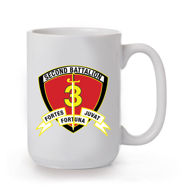 2nd Battalion 3rd Marines Mug