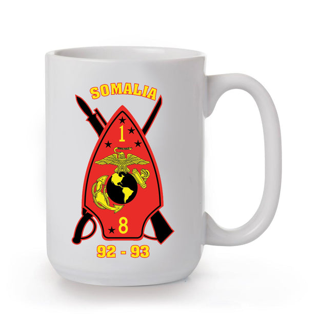 1st Battalion 8th Marines Mug