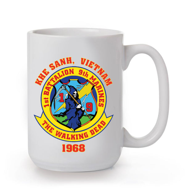 1st Battalion 9th Marines Mug