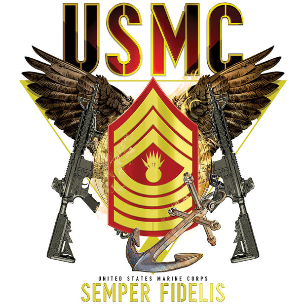 Semper Fidelis Choose  your Rank Mug