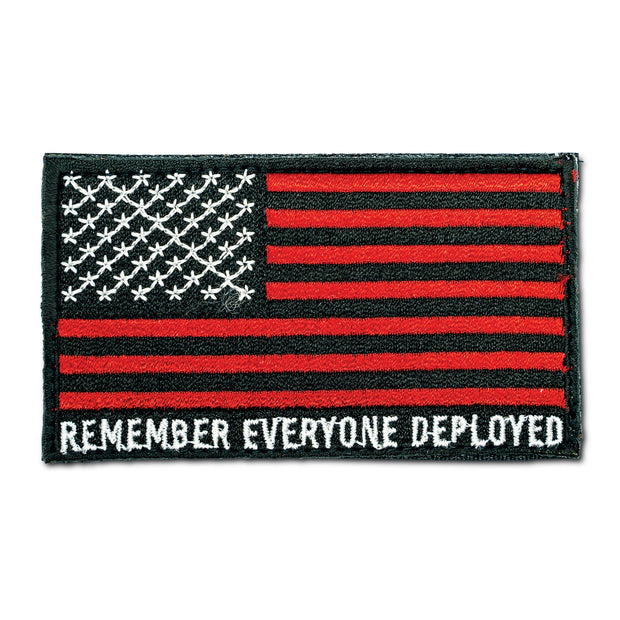 R.E.D 'Remember Everyone Deployed' Patch