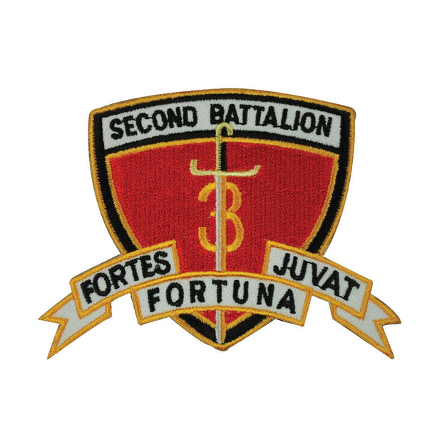 2nd Battalion 3rd Marines Patch