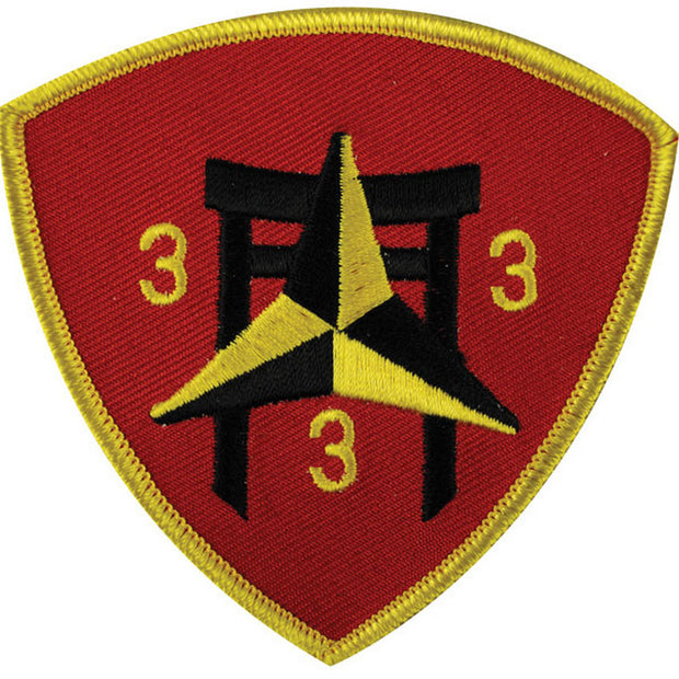 3rd Battalion 3rd Marines Patch